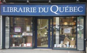 Librairie du QUEBEC