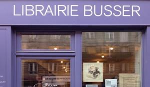 Librairie Busser