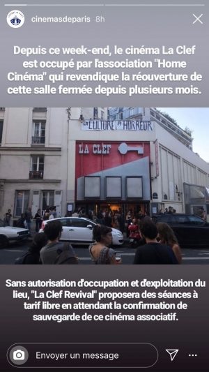Cinéma de Paris